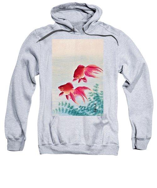 Top Quality Art - Goldfish Sweatshirt