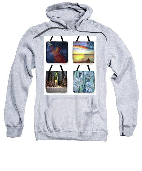 Tote Bags Samples Sweatshirt