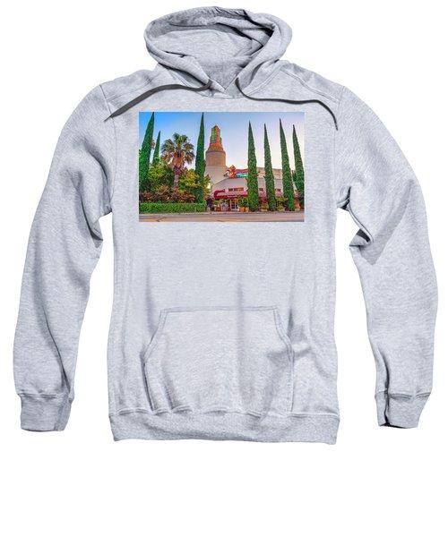 Tower Cafe Sunset- Sweatshirt