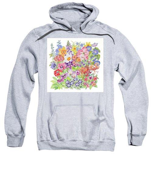 Toxic Tango Iv Fateful Flowers Sweatshirt