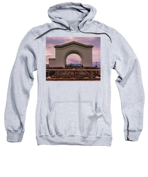 Train To Nowhere Sweatshirt