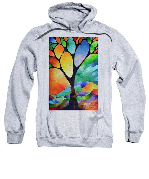 Tree Of Joy Sweatshirt
