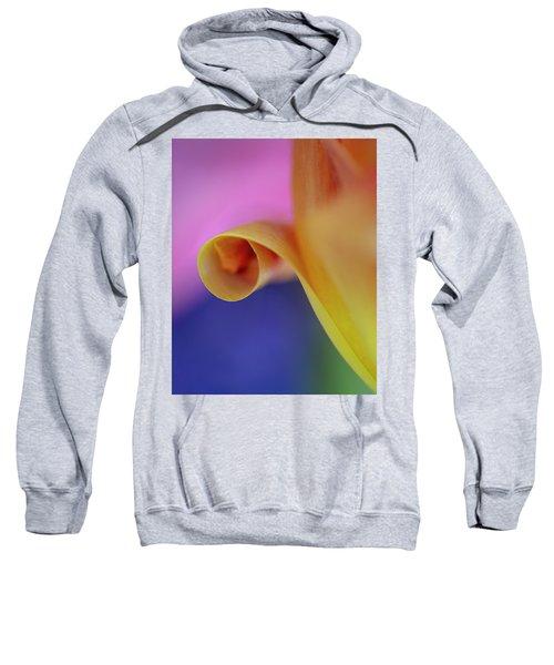 Tulip Close Up Sweatshirt