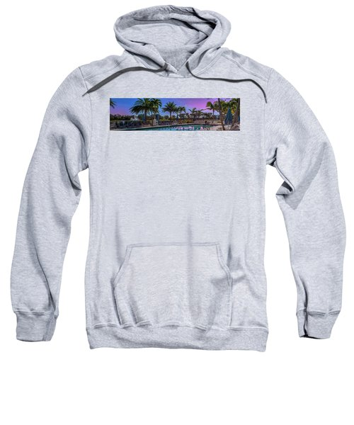 Twilight Pool Sweatshirt