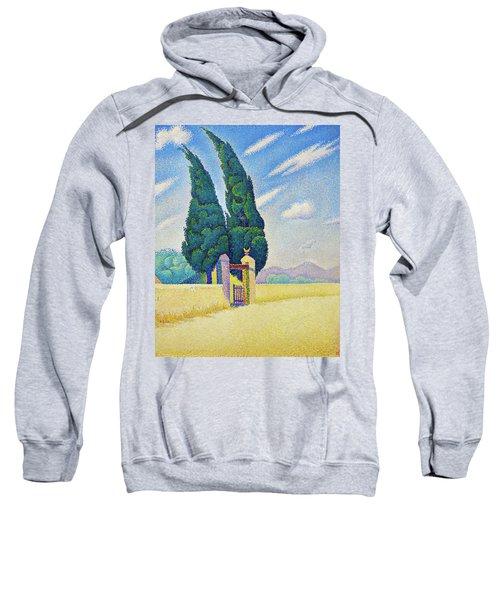 Two Cypresses - Digital Remastered Edition Sweatshirt