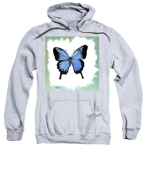 Ulysses Blue Sweatshirt