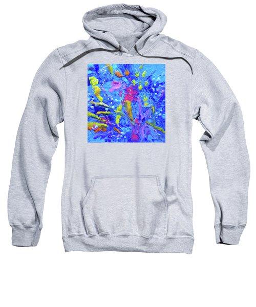 Under The Reef - Detail Sweatshirt
