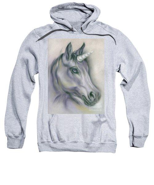 Unicorn Portrait Sweatshirt