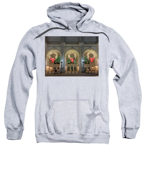 Union Station Holiday Sweatshirt