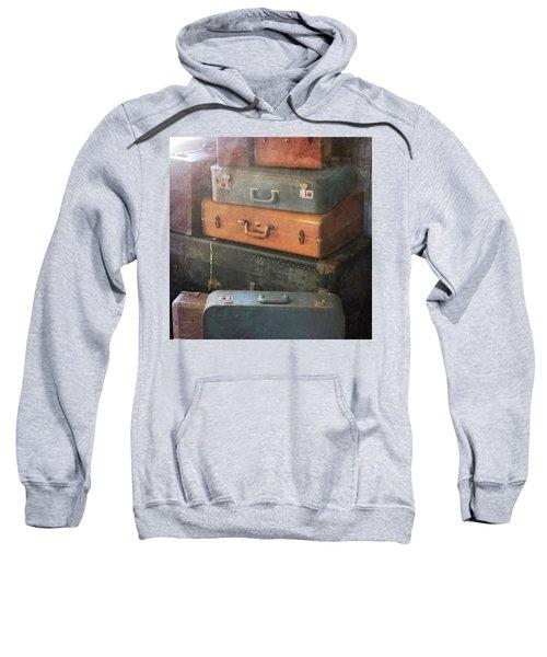 Up In The Attic Sweatshirt