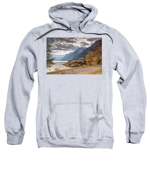 Upper Waterton Lakes Sweatshirt