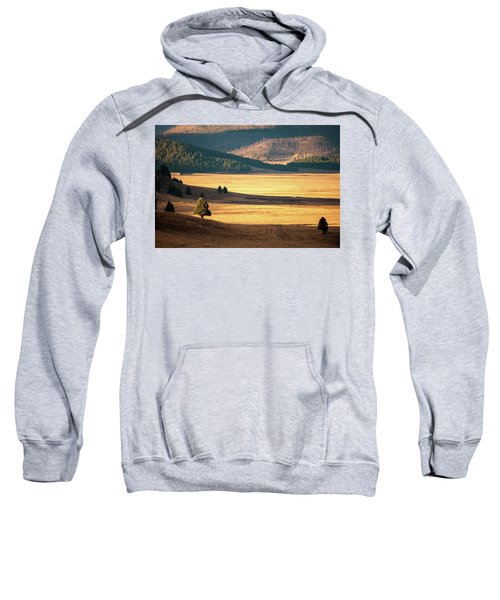 Valles Caldera Detail Sweatshirt