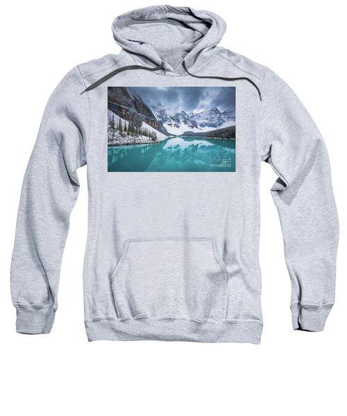 Valley Of The Ten Peaks Sweatshirt