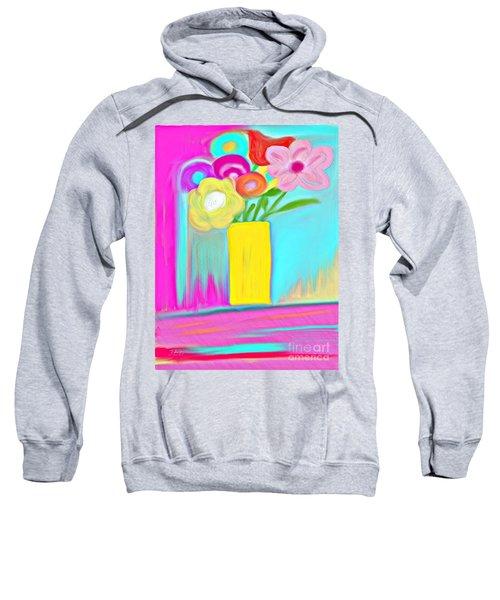 Vase Of Life Sweatshirt