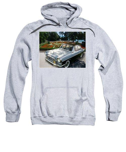 Vauxhall Cresta In Croatia Sweatshirt