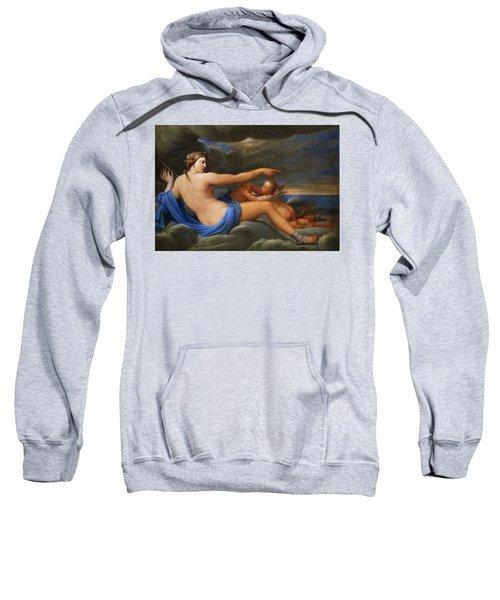 Venus And Cupid Sweatshirt