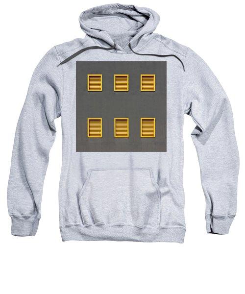 Verona Windows 3 Sweatshirt