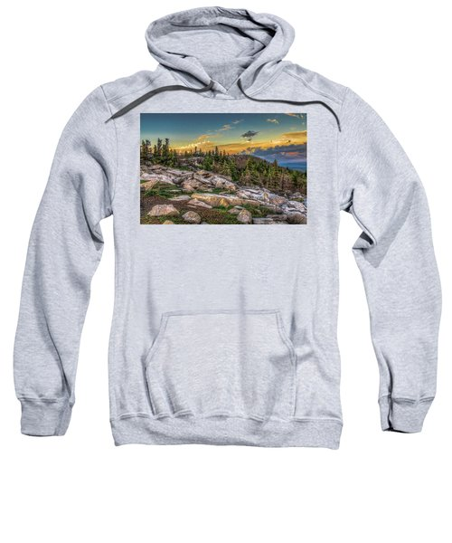 View From Dolly Sods 4714 Sweatshirt