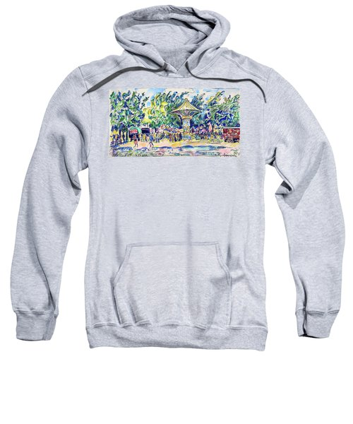 Village Festival, The Vogue - Digital Remastered Edition Sweatshirt
