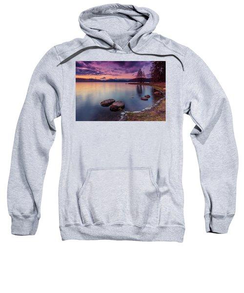 Violet Dusk Sweatshirt