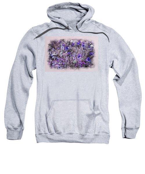 Violet Mood Sweatshirt