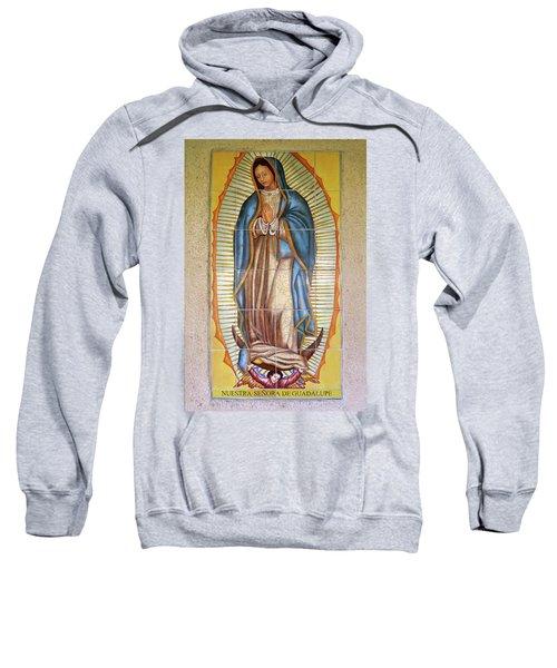 San Gabriel Mission - Nuestra Senora De Guadalupe Sweatshirt