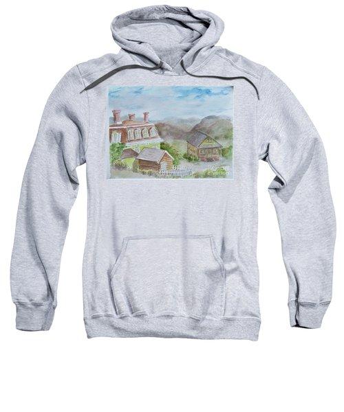 Virginia City Nevada Sweatshirt