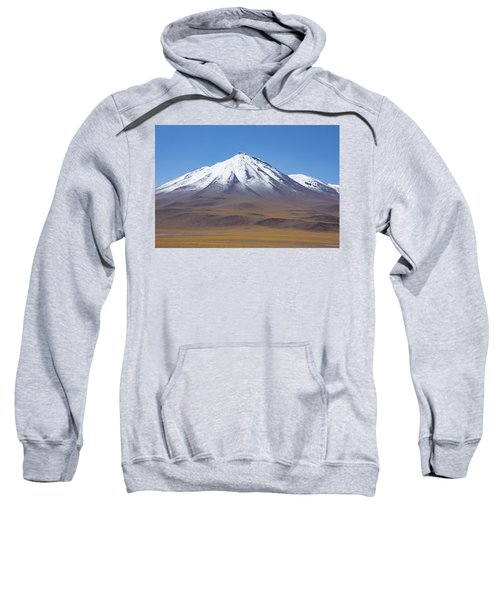 Volcano On The Altiplano Sweatshirt