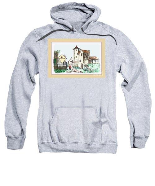 Walk Through Town Sweatshirt