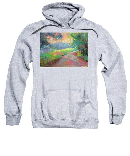 Walking By Faith Sweatshirt