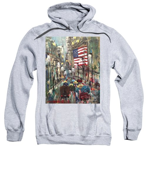 wall street NY Sweatshirt