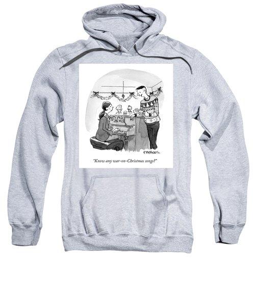 War On Christmas Sweatshirt