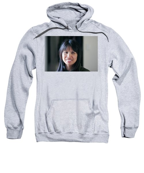 Waree's Lovely Smile Sweatshirt
