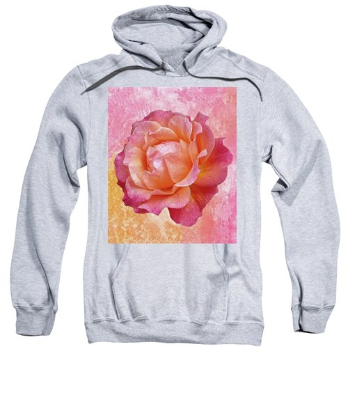 Warm And Crunchy Rose Sweatshirt