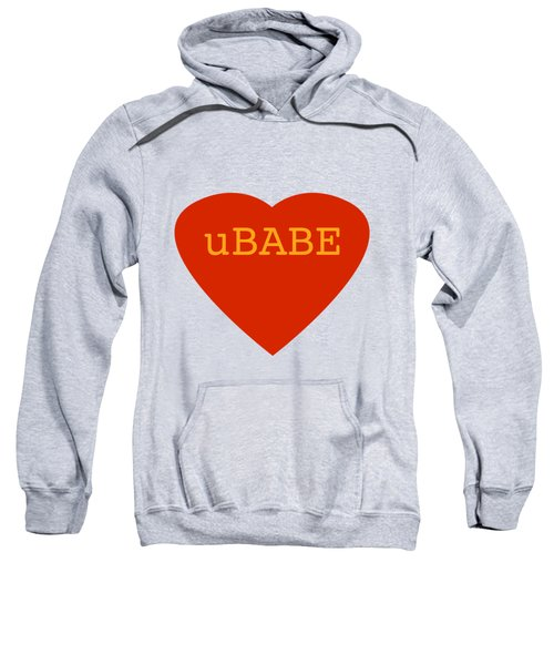 Warm Love Heart Sweatshirt
