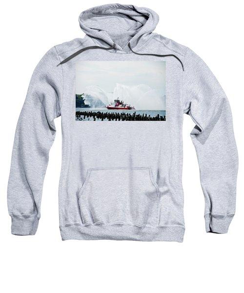 Water Boat Sweatshirt