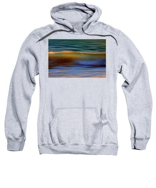 Wave Abstact Sweatshirt