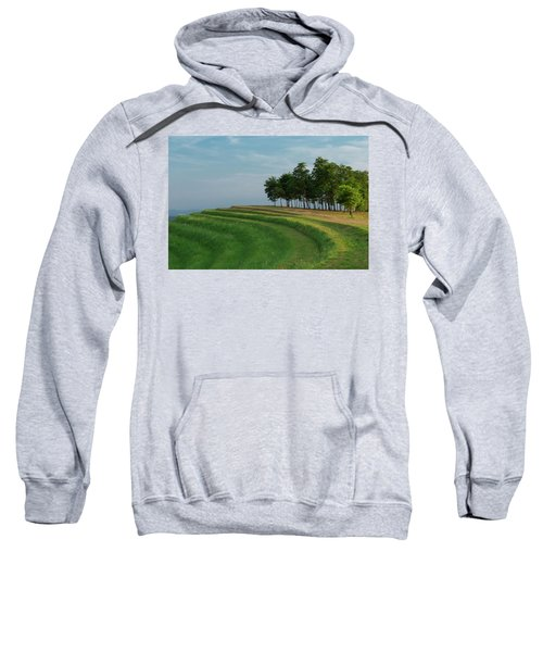 Waves Of Grass Sweatshirt