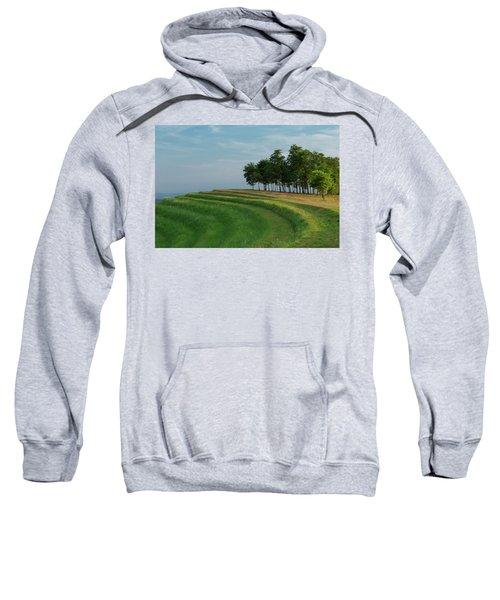 Waves Of Grass Sweatshirt