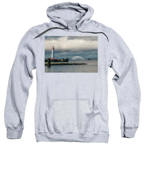 Wawatam Lighthouse Sweatshirt