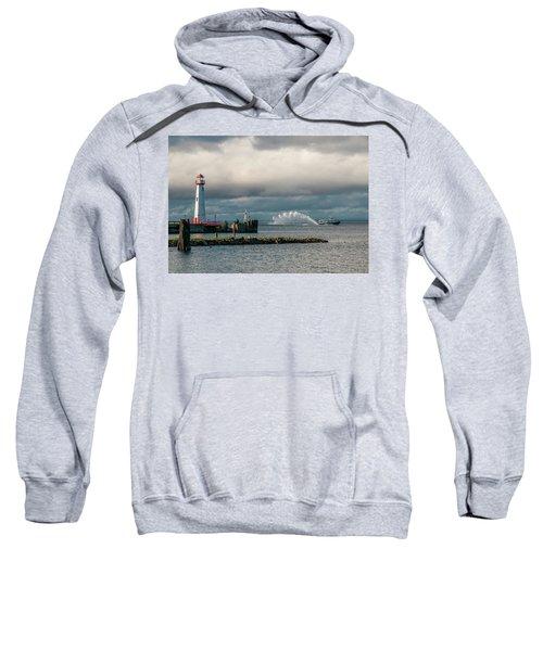 Wawatam Lighthouse Sweatshirt