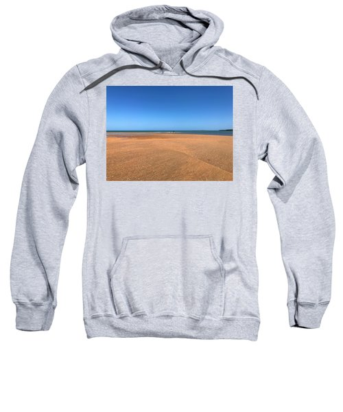 Weipa Beach Life The Tide Is Out Sweatshirt