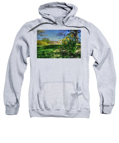 Wentworth Daffodils Sweatshirt