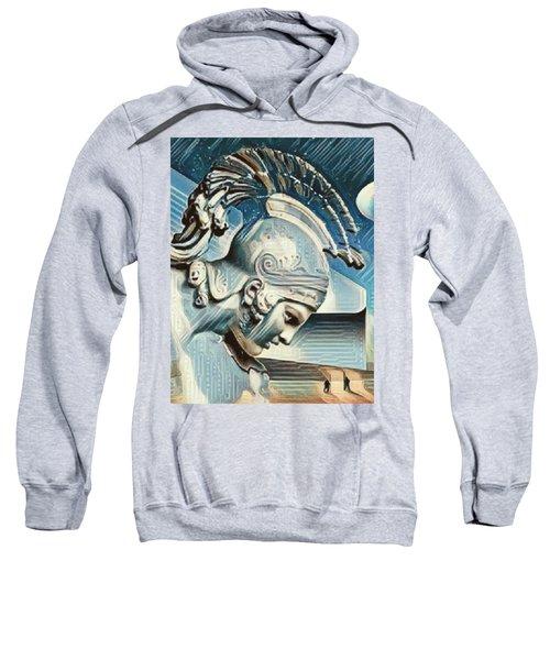 What Answers Do You Seek Sweatshirt
