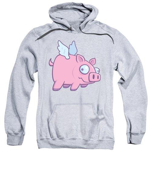 When Pigs Fly Sweatshirt