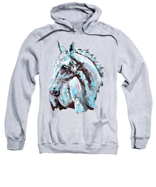 White Horse Sweatshirt