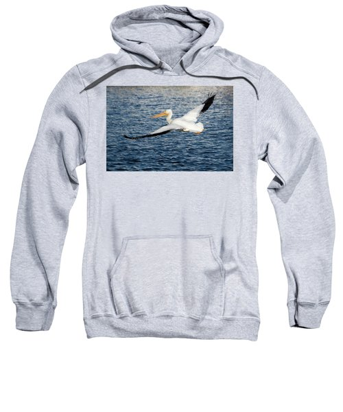 White Pelican Wingspan Sweatshirt