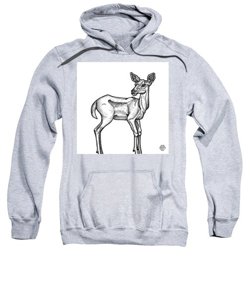 White Tailed Doe Sweatshirt