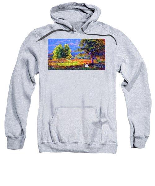 Flower Fields Sweatshirt