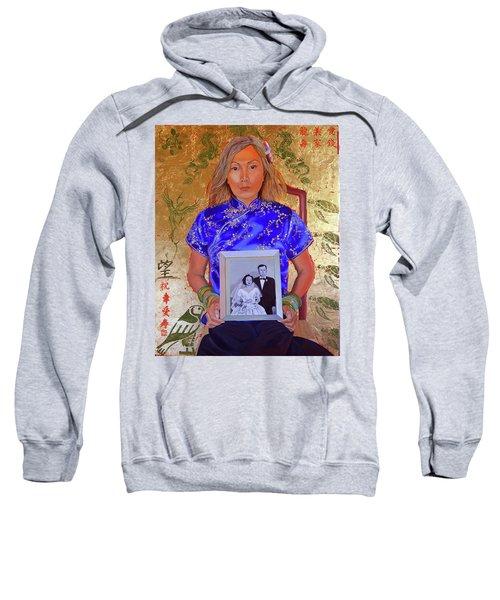 Window Of The Soul Sweatshirt